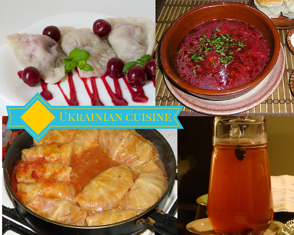 ukrainian food culture images